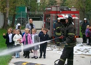 инструкция по пожарной безопасности в учебных кабинетах - фото 7